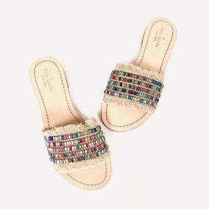 kate spade new york Boho solaina slide sandal